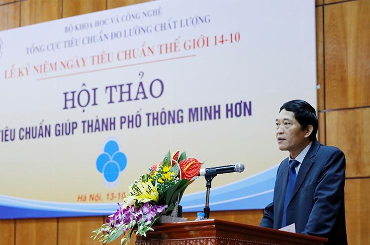 Xây dựng tiêu chuẩn phát triển mô hình đô thị thông minh tại Việt Nam