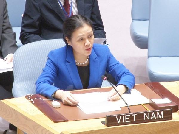 Việt Nam sẽ cử nữ nhân viên an ninh đầu tiên tham gia hoạt động gìn giữ hòa bình của LHQ