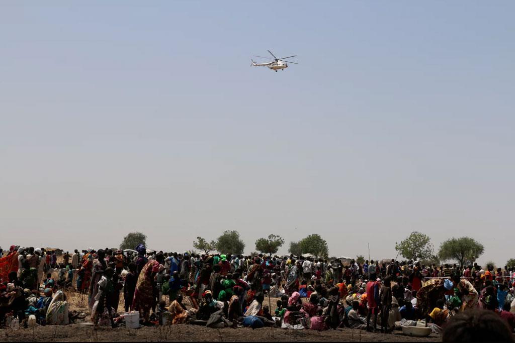 Bốn nước châu Phi vẫn phải đối mặt với nạn đói và bất ổn