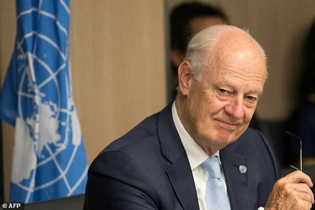 Liên hợp quốc và Nga thúc đẩy giải pháp chấm dứt cuộc xung đột Syria