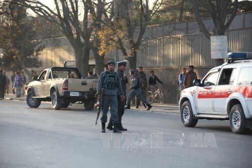 Tấn công liều chết gây nhiều thương vong tại Afghanistan