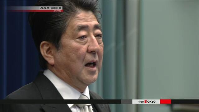 Thông điệp quốc gia của Thủ tướng Nhật Bản Shinzo Abe sau khi tái đắc cử