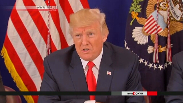 Tổng thống Mỹ cân nhắc quyết định mới đối với Triều Tiên