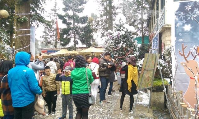 Lễ hội mùa đông Sa Pa 2017