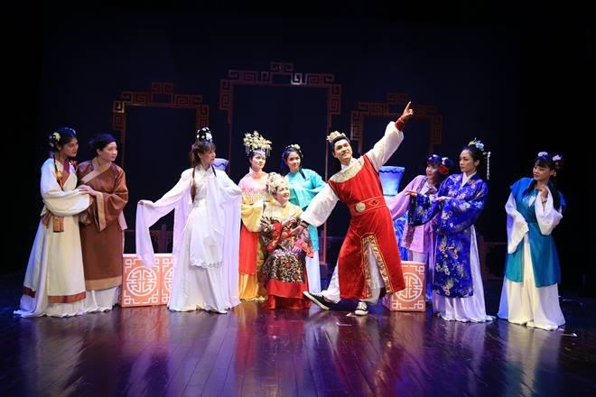 10 đêm diễn chào mừng 65 năm thành lập Nhà hát Kịch Việt Nam