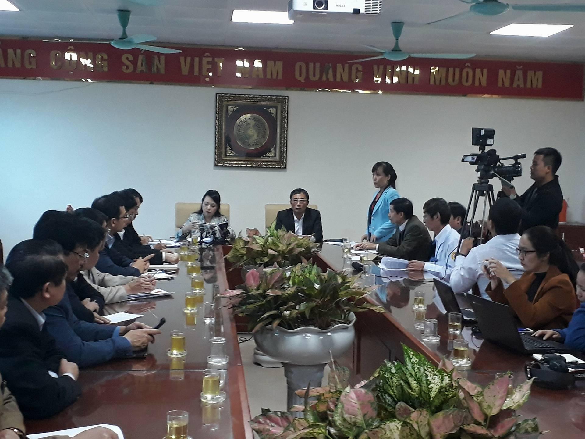 Bộ trưởng Bộ Y tế làm việc tại Bắc Ninh sau sự việc bốn trẻ sơ sinh tử vong