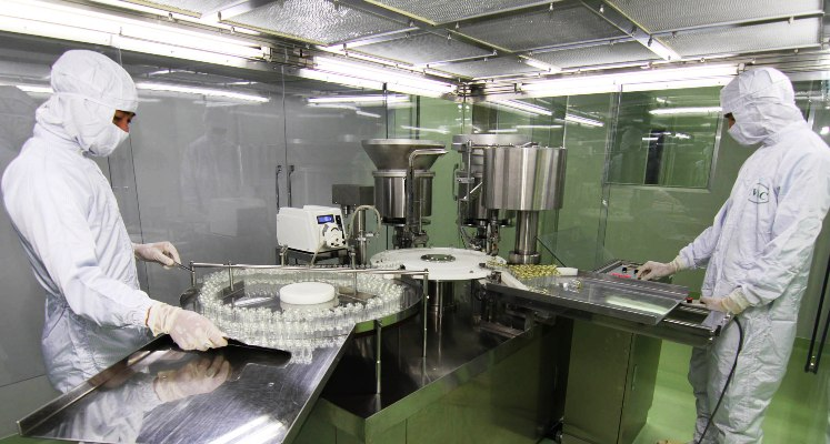 Triển khai đồng bộ các giải pháp thúc đẩy ngành công nghiệp hóa dược phát triển