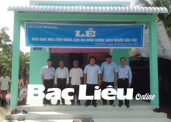 Đời sống đồng bào Khmer ngày càng được nâng cao