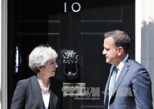 Khủng hoảng chính trị tại CH Ireland phủ bóng tương lai đàm phán