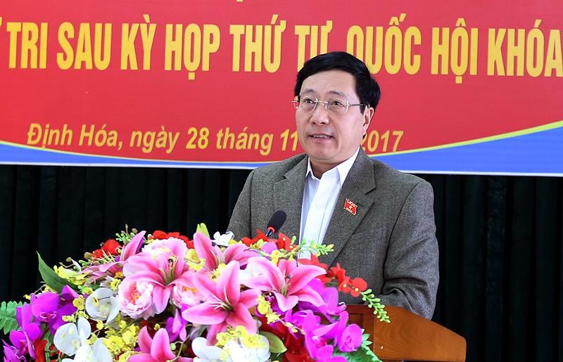 Năm APEC 2017 là dịp Việt Nam làm sâu sắc quan hệ song phương với các đối tác trong khu vực