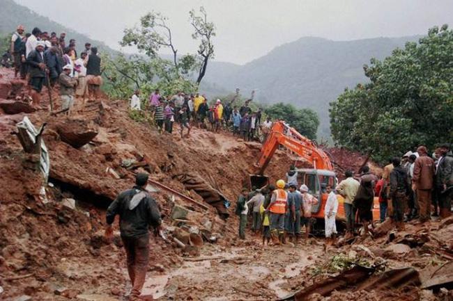 Cảnh báo lũ quét, sạt lở đất từ Quảng Trị đến Quảng Nam