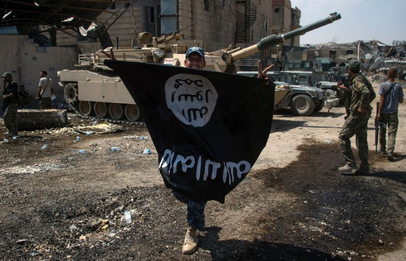 IS mất quyền kiểm soát phần lớn lãnh thổ tại Iraq và Syria