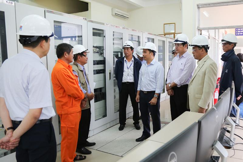 Kiểm tra nguồn điện tại Đà Nẵng trước thềm Tuần lễ cấp cao APEC 2017