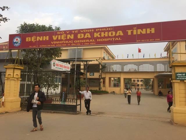 Bệnh viện Đa khoa tỉnh Vĩnh Phúc khắc phục khó khăn, hoàn thành tốt nhiệm vụ chuyên môn được giao