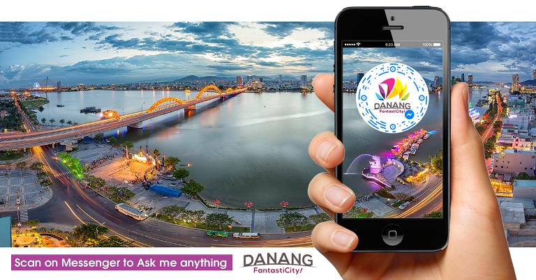 Đà Nẵng thí điểm ứng dụng công nghệ chatbot vào du lịch thông minh phục vụ du khách nhân dịp APEC