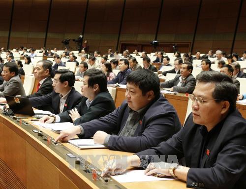 Quốc hội đồng ý đầu tư xây dựng một số đoạn đường bộ cao tốc trên tuyến Bắc-Nam