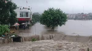 Miền Trung tiếp tục có mưa, xuất hiện đợt lũ lớn trên các sông từ Quảng Trị đến Bắc Phú Yên và Bắc Tây Nguyên