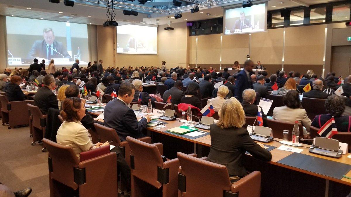 Việt Nam dự Hội nghị Bộ trưởng Pháp ngữ lần thứ 34