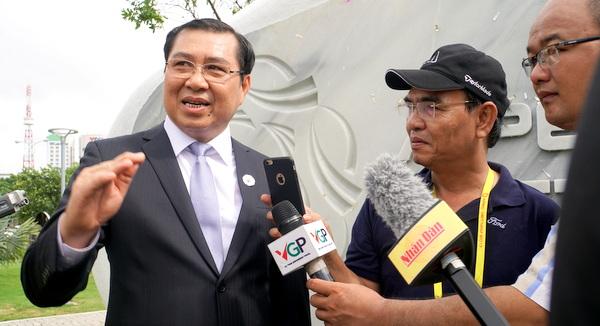 Đà Nẵng sẽ phát huy ý nghĩa và công dụng của Công viên APEC để thu hút du khách