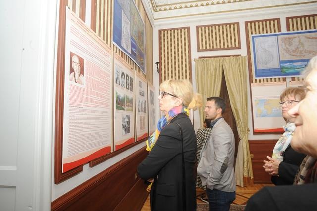 Hoạt động kỷ niệm 60 năm Chủ tịch Hồ Chí Minh thăm Bulgaria