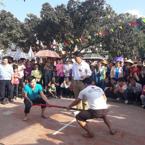 Hòa Bình: Sức bật mới của thể thao truyền thống tại các vùng đồng bào dân tộc thiểu số
