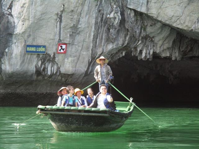 Du lịch Quảng Ninh trên đà phát triển