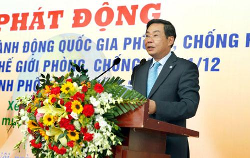 Hà Nội phát động Tháng hành động quốc gia phòng, chống HIV/AIDS năm 2017