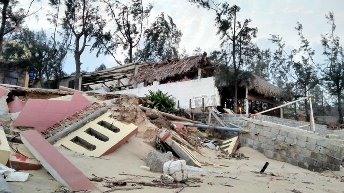 Thiên tai, thời tiết khắc nghiệt làm tăng nguy cơ tái nghèo