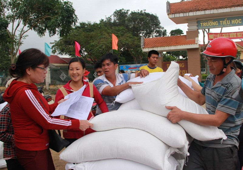 Đắk Lắk: Phân bổ hơn 600 tấn gạo hỗ trợ học sinh vùng đặc biệt khó khăn