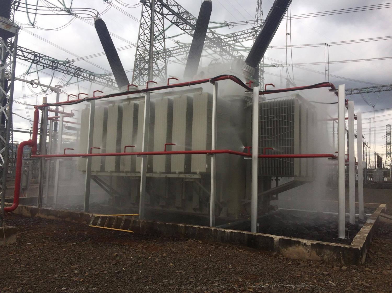 Đóng điện máy kháng bù ngang 500kV-128MVAr tại TBA 500kV Pleiku