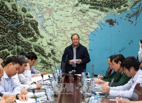 Yêu cầu các địa phương thực hiện nghiêm Công điện số 90 của  Ban Chỉ đạo Trung ương về phòng chống thiên tai          