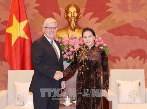 Thúc đẩy mối quan hệ Đối tác Toàn diện Tăng cường Việt Nam – Australia