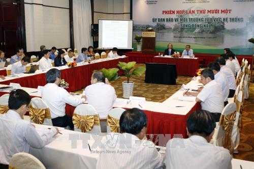 Các tỉnh, thành phố chung tay bảo vệ môi trường lưu vực hệ thống sông Đồng Nai