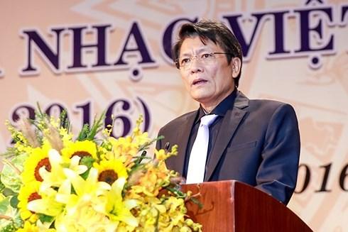 NSND Nguyễn Quang Vinh được bổ nhiệm làm Cục trưởng Cục Nghệ thuật biểu diễn
