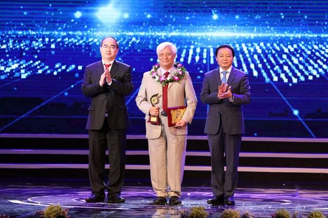 Bảo tồn đa dạng sinh học dẫy Trường Sơn trong giải thưởng Nhân tài Đất Việt năm 2017
