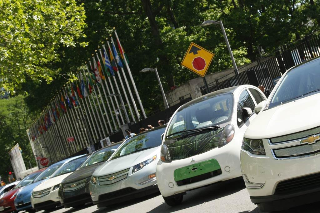 Các thành phố và phương tiện vận tải cam kết hành động nhiều và nhanh hơn chống biến đổi khí hậu