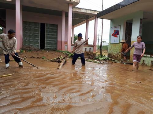 Quảng Nam chủ động hỗ trợ người dân khắc phục bão lũ, tái sản xuất
