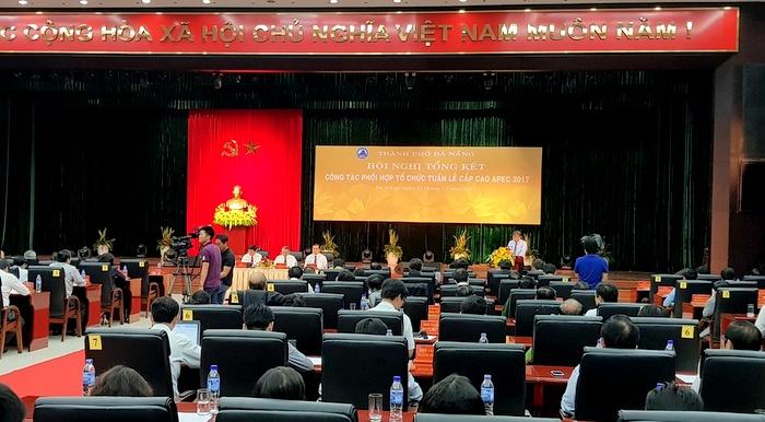 Chủ tịch nước biểu dương Đà Nẵng đăng cai thành công Tuần lễ Cấp cao APEC 2017