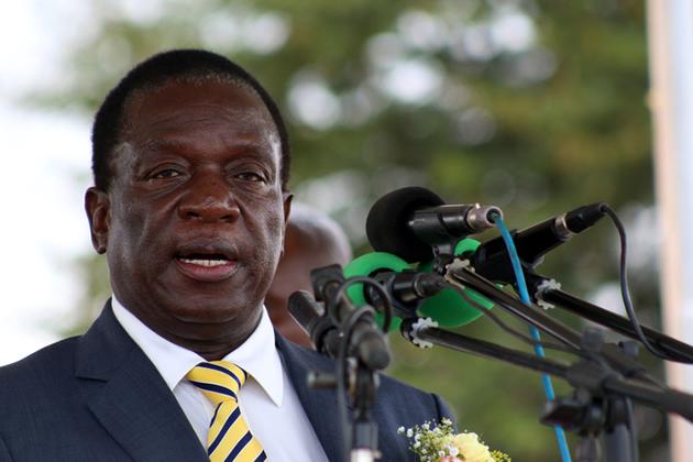 Zimbabwe có Tổng thống mới sau 37 năm cầm quyền của ông Mugabe