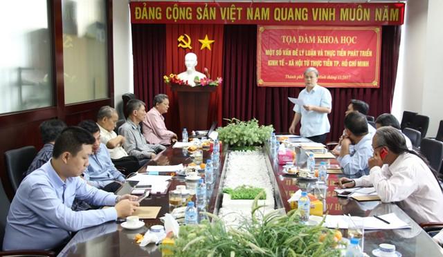 Tìm giải pháp giảm ngập nước và phát triển nhà ở xã hội tại TP. Hồ Chí Minh