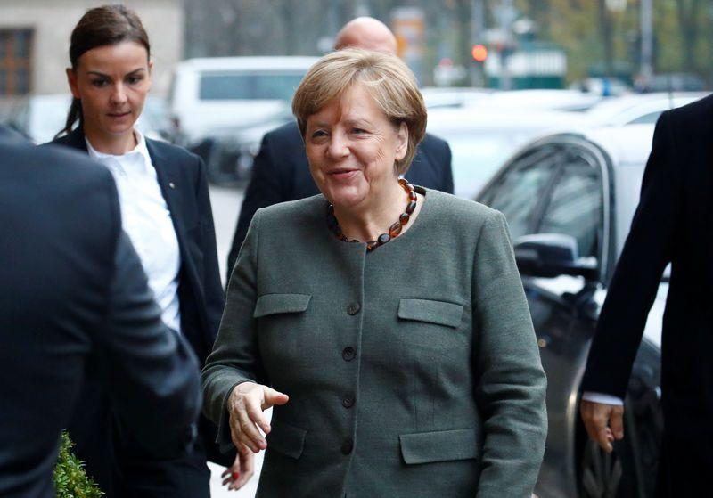 Thủ tướng Angela Merkel: Các nước công nghiệp tăng cường nỗ lực chống biến đổi khí hậu