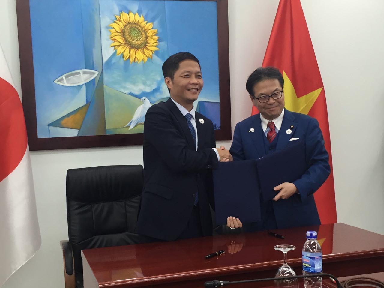 Tăng cường hợp tác thương mại Việt Nam -  Nhật Bản