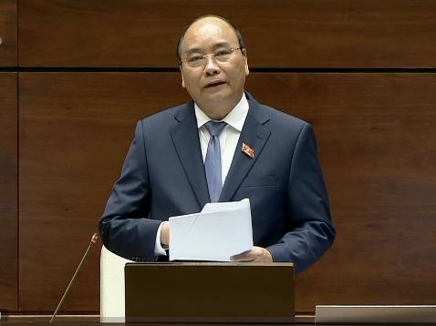 """Thủ tướng Nguyễn Xuân Phúc: Kiên quyết không để """"chìm xuồng"""" các vụ án tham nhũng"""