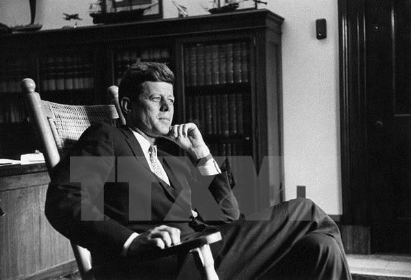 Mỹ tiếp tục công bố hồ sơ về vụ ám sát cố Tổng thống John F. Kennedy