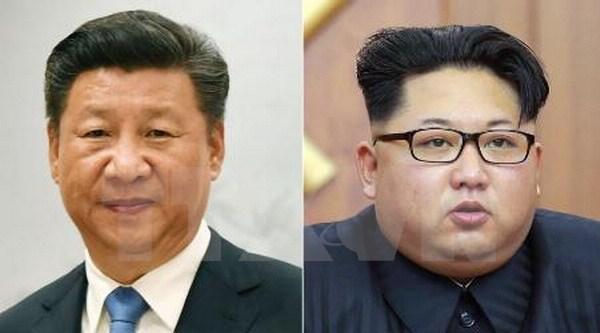 Đặc phái viên của Tổng Bí thư, Chủ tịch Trung Quốc gặp quan chức ngoại giao cấp cao Triều Tiên