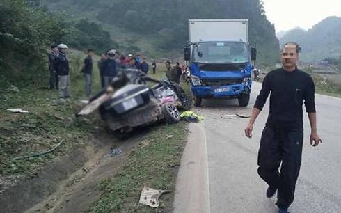Xác định danh tính các nạn nhân trong vụ tai nạn giao thông tại Sơn La