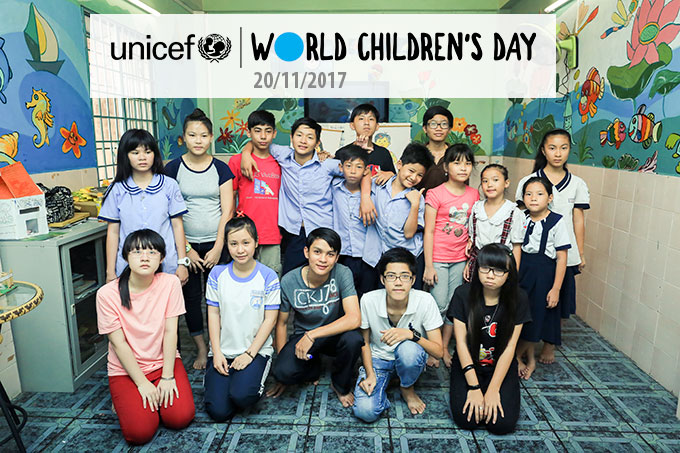 """""""Ngày Trẻ em thế giới"""": Trẻ em Việt Nam gặp mặt lãnh đạo cấp cao để bàn về các vấn đề mà trẻ em quan tâm"""