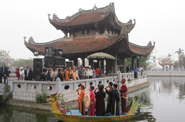 Năm 2017, Bắc Ninh thu hút 1,1 triệu lượt khách du lịch  
