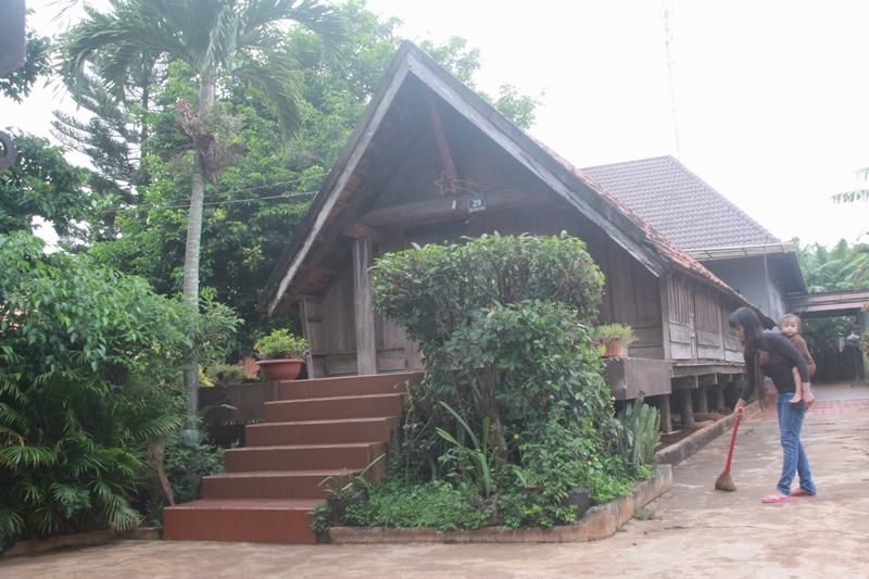 Bảo tồn Nhà dài truyền thống của đồng bào dân tộc  
