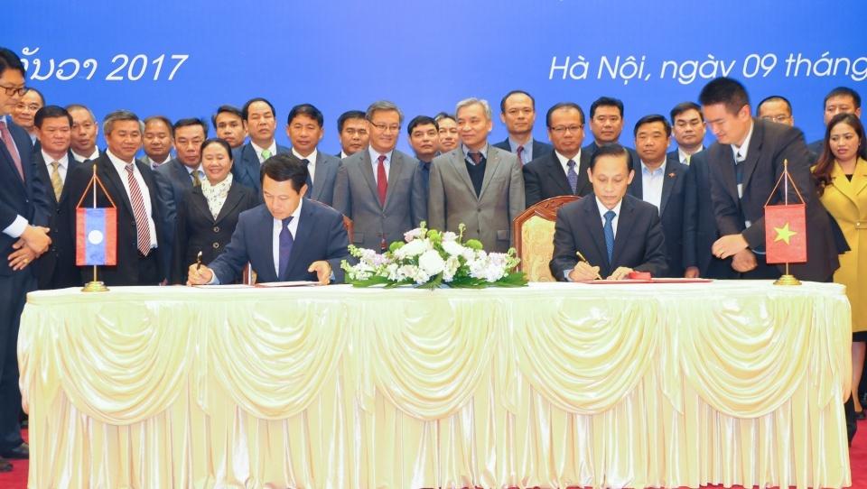 Xây dựng đường biên giới Việt – Lào hòa bình, hữu nghị và phát triển